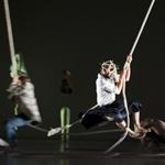 Corps Étrangers MOUVOIR Zeitgenössischer Tanz / Neuer Zirkus (2013/2014)